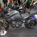 Yamaha MT-09 Tracer or Yamaha FJ-09 at the EICMA 2014