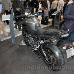 Yamaha MT-09 Tracer rear three quarters or Yamaha FJ-09 rear three quarters at the EICMA 2014
