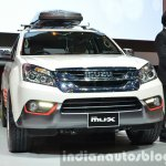 2014 Isuzu MU-X at the 2014 Thailand Motor Expo