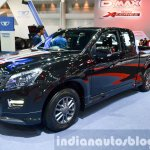 2014 Isuzu X-Series front three quarter at the 2014 Thailand International Motor Expo