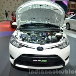2014 Toyota Vios CNG Front at the 2014 Thailand Motor Show