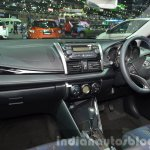 2014 Toyota Vios Interior at the 2014 Thailand Motor Show