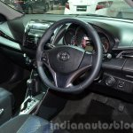 2014 Toyota Vios Steering Wheel at the 2014 Thailand Motor Show