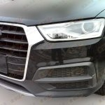 2015 Audi Q3 spied in China front fascia