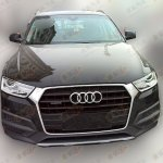 2015 Audi Q3 spied in China front