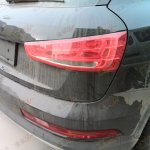 2015 Audi Q3 spied in China taillight