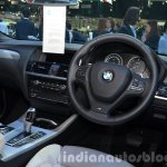 2015 BMW X4 interior at the 2014 Thailand Motor Expo