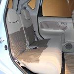 2015 Daihatsu Move rear seat
