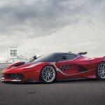 2015 Ferrari FXXK front three quarters