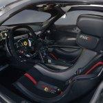 2015 Ferrari FXXK interior