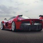 2015 Ferrari FXXK rear