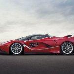 2015 Ferrari FXXK side