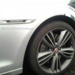 2015 Jaguar XJ facelift v8 Supercharged spyshot