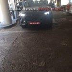 2016 Audi Q7 front fascia India spied
