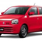 2016 Suzuki Alto JDM front three quarter