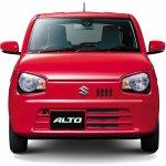 2016 Suzuki Alto JDM front