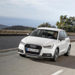 Audi A1 active kit motion