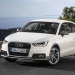 Audi A1 active kit visual