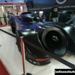 Batmobile Replica by EMT front three quarter at APS 2014