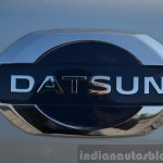 Datsun Go+ badge Review