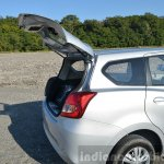 Datsun Go+ bootlid Review