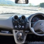 Datsun Go+ dash Review