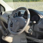 Datsun Go+ dashboard Review