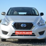 Datsun Go+ front Review