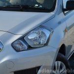Datsun Go+ lights Review