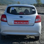 Datsun Go+ rear fascia Review