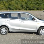 Datsun Go+ side Review