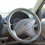 Datsun Go+ steering Review