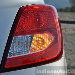 Datsun Go+ taillight onReview