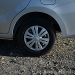 Datsun Go+ wheel Review
