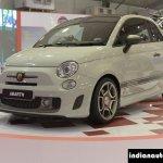 Fiat Abarth 595 Competizione at Autocar Performance Show 2014