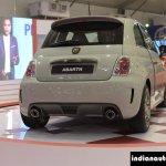 Fiat Abarth 595 Competizione rear  at Autocar Performance Show 2014
