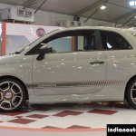 Fiat Abarth 595 Competizione side at Autocar Performance Show 2014