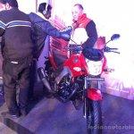 Honda CB Unicorn 160 live