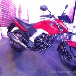 Honda CB Unicorn 160 side live