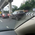 Hyundai Elite i20 Cross rear quarter Spied IAB