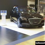 Hyundai Genesis at Autocar Performance Show 2015