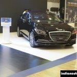 Hyundai Genesis at Autocar Performance Show 2015