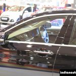 Hyundai Genesis door handle at Autocar Performance Show 2015
