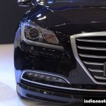 Hyundai Genesis headlight at Autocar Performance Show 2015