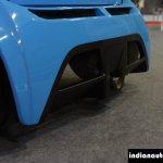 JA Motorsport Tata Super Nano rear body kit at 2014 APS