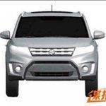 Suzuki Vitara front patent China