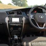 Tata Bolt 1.2T dash Review