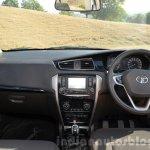 Tata Bolt 1.2T dashboard Review