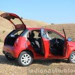 Tata Bolt 1.2T doors open Review