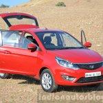 Tata Bolt 1.2T doors open side Review